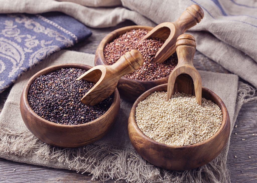 Quinoa Types