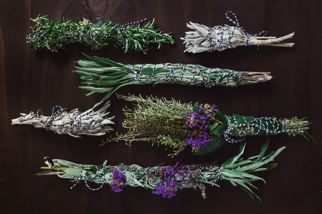 plants for smudging