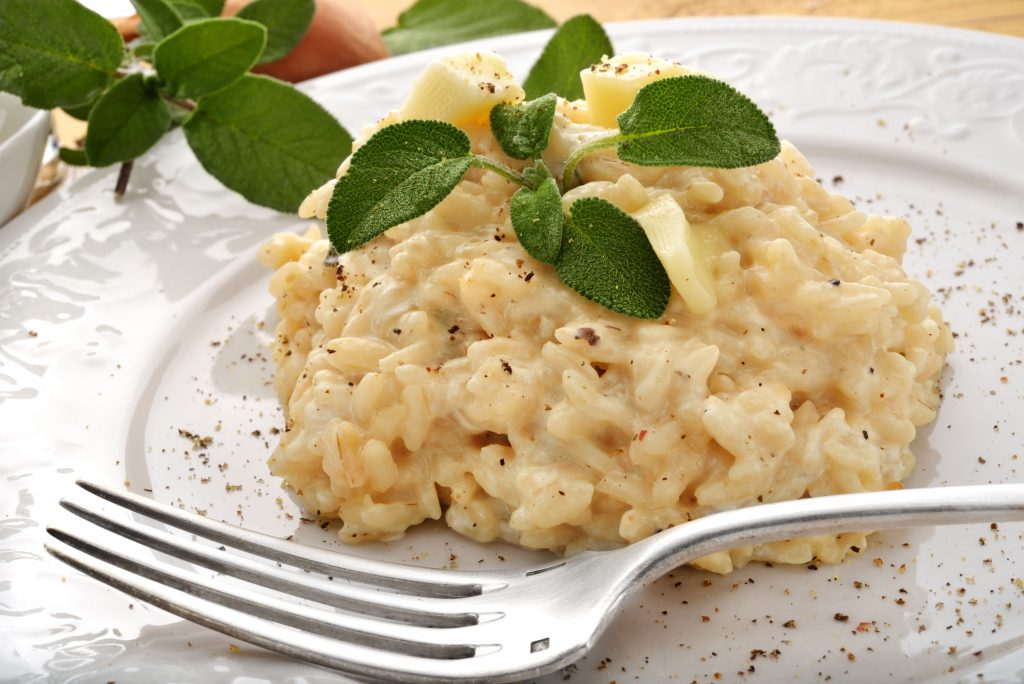 Risotto Recipe - Sense of Purpose